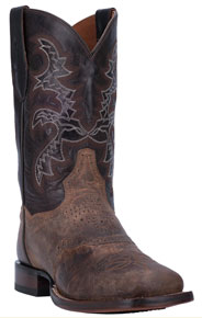 Dan Post Franklin Western Boot - Sand - Men's Western Boots | Spur Western Wear