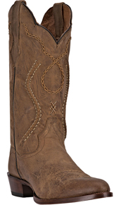 Dan Post Albany Western Boot - Tan - Men's Western Boots | Spur Western Wear