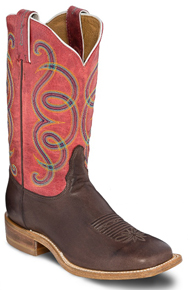 Tony Lama Adina Western Boots - Pink - Ladies' Western Boots | Spur Western Wear
