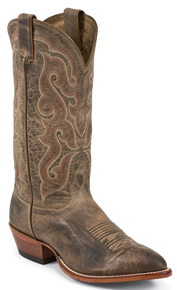 Nocona Dallas Western Boot - Tan - Men's Western Boots | Spur Western Wear