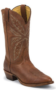 Nocona Lucca Western Boot - Brown - Men's Western Boots | Spur Western Wear
