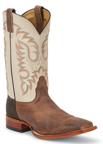 Nocona Cowtown Western Boot - Brown - Men's Western Boots | Spur Western Wear