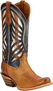 Ariat Gentry Western Boot - Brown - Ladies' Western Boots | Spur Western Wear