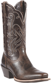 Ariat® Legend Western Boot - Chocolate Chip/Teak - Ladies' Western Boots | Spur Western Wear