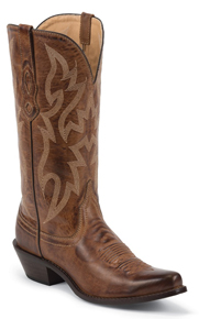 Nocona Lantana Western Boot - Brown - Ladies' Western Boots | Spur Western Wear