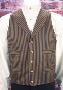 Frontier Classics Old West Outlaw Vest