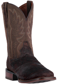 Dan Post Cade Western Boots - Chocolate - Men's Western Boots | Spur Western Wear