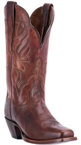 Dan Post Darby Western Boots - Brown - Ladies' Western Boots | Spur Western Wear