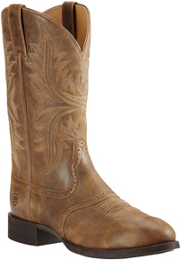 Ariat Hackamore Western Boot - Tan - Men's Western Boots | Spur Western Wear