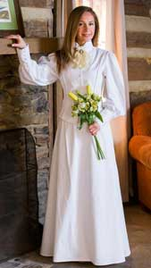 Frontier Classics Old West Two Piece Wedding Ensemble, - Ladies' Old West Clothing | Spur Western Wear