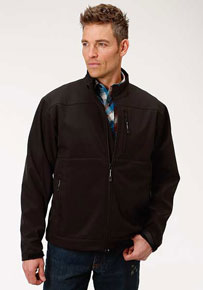Roper Concealed Carry Jacket - Black - Men's Western Outerwear | Spur Western Wear