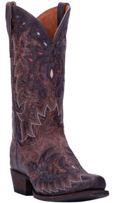 Dan Post Tex Western Boot - Brown - Men's Western Boots | Spur Western Wear
