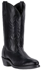 Laredo Paris Western Boot - Black - Men's Western Boots | Spur Western Wear