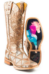 Tin Haul Mish And Mash Western Boot - Multicolored - Ladies' Western Boots | Spur Western Wear