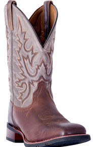 Laredo Heath Western Boot - Brown - Men's Western Boots | Spur Western Wear