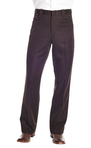 Circle S Ranch Western Suit Pant - Brown - Men's Western Suit Coats, Suit Pants, Sport Coats, Blazers | Spur Western Wear