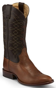 Tony Lama 1911 Patron Fossil Western Boot - Brown - Men's Western Boots | Spur Western Wear