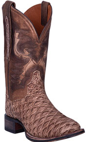 Dan Post Ardy Western Boot - Saddle - Men's Western Boots | Spur Western Wear
