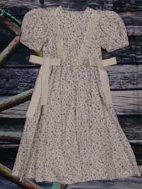 This Beautiful Old West Dress Is A Must For Every Little Cowgirl,Spur Western Wear, frontier Classics
