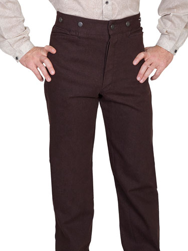 Wah Maker Denim Pant – Walnut - Men's