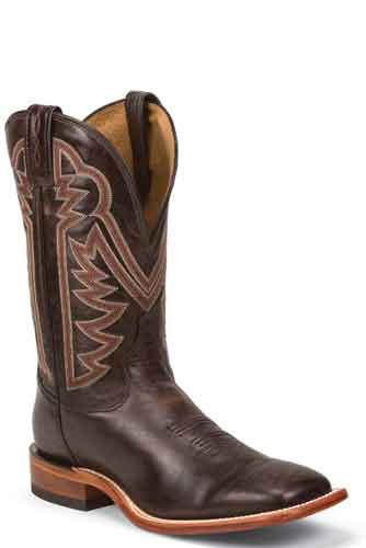 Tony Lama Dylan Western Boot - Chocolate