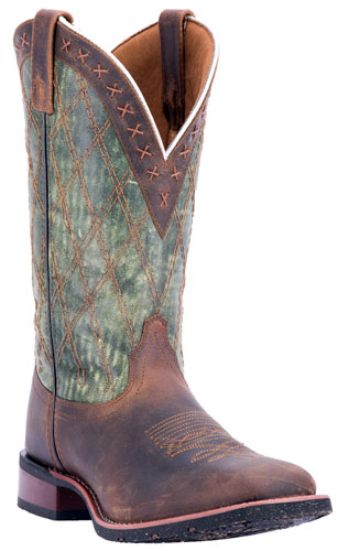 Laredo Trent Western Boot - Brown
