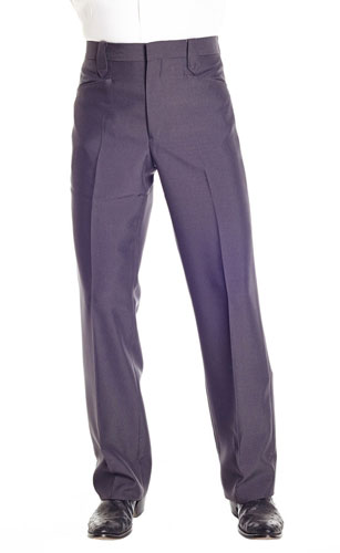 Circle S Ranch Western Suit Pant - Grey - Men's Western Suit Coats, Suit Pants, Sport Coats, Blazers | Spur Western Wear