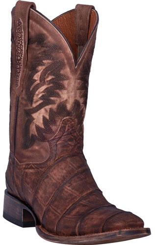 Dan Post Albert Western Boot - Brass - Style# 01-DP4525-BRS